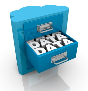 save your data in the cloud